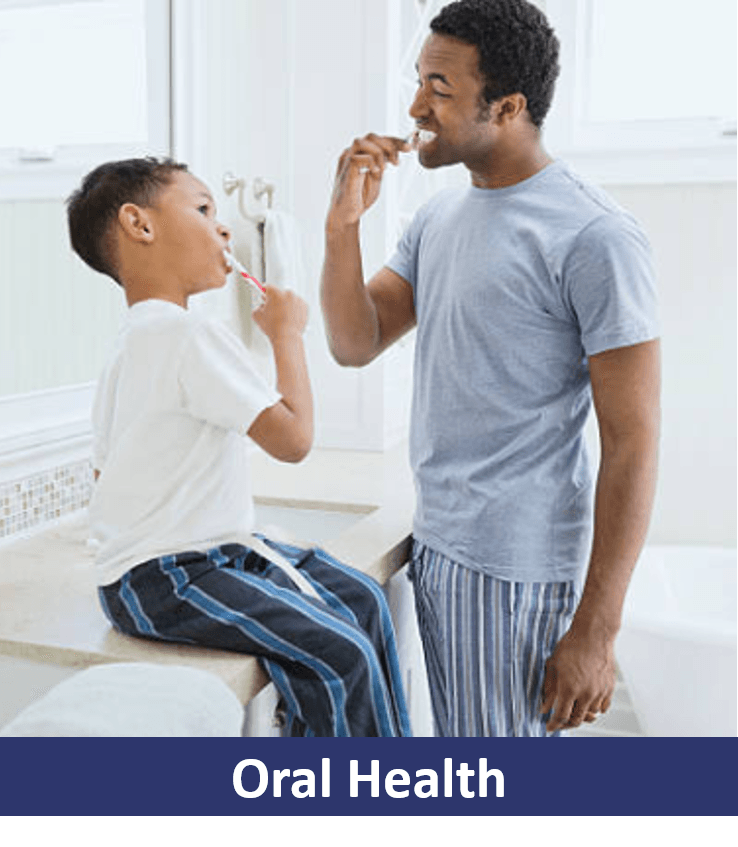 Oral Health Opens in new window
