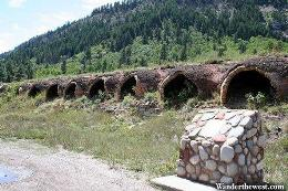 Beehive Coke Ovens Picture by Wander the West