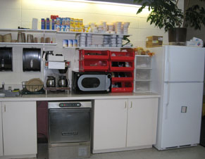 Jail Kitchen